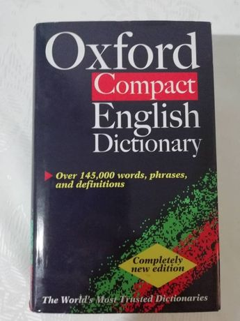 Оксфордски речник