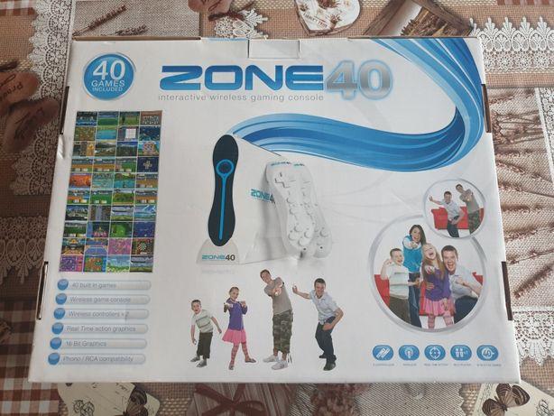 Consolă ZONE40  cu jocuri încorporate