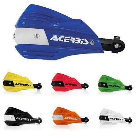 Шок цена! acerbis x factor гардове протектори за кормило шина