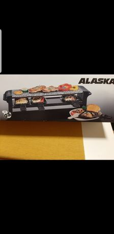 Grill electric cu 4 raclette
