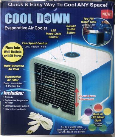 Кондиционеры. Не Arctic Air! Cool down-качество лучше, не путайте