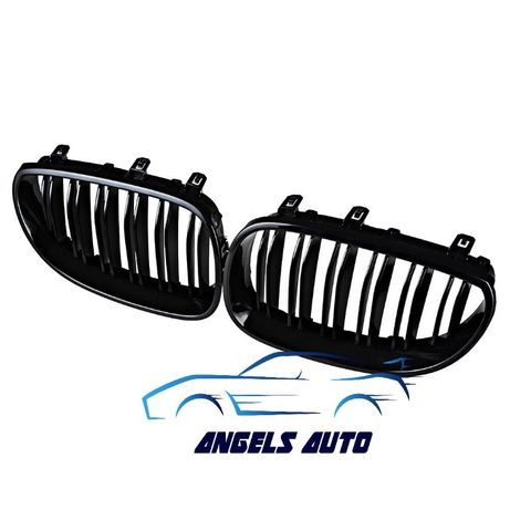 Grile BMW Seria 5 E60 (2003-2009) Negru Lucios M Design