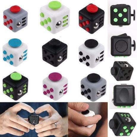 В наличии !!! Fidget Cube / Кубик Антистресс / Фиджет Куб