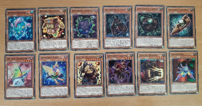 Yu-Gi-Oh! Ignition Assault lot complet 48 de carti comune