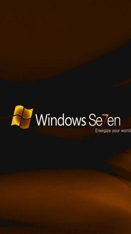 Instalez windows 7 si 10 si Windows xp +programele necesare.