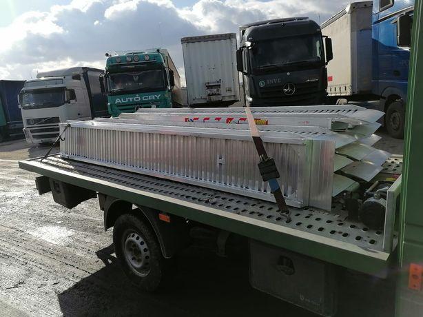 Rampe Aluminiu Italia