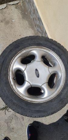 Jante cu anvelope Ford Ka