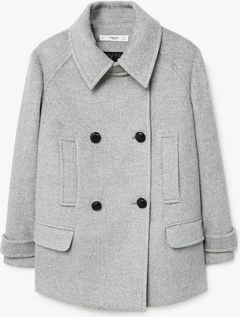 Пальто Mango осенние