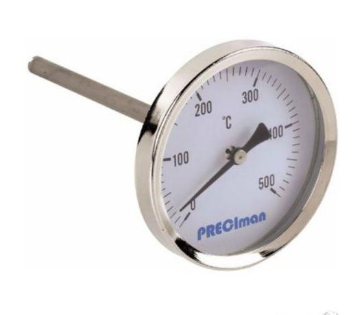 Термометър за димни газове със сонда 300mm