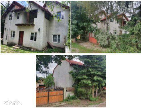 Casa P+M - 125m² + Teren - 821m². Coseni| Licitatie publica