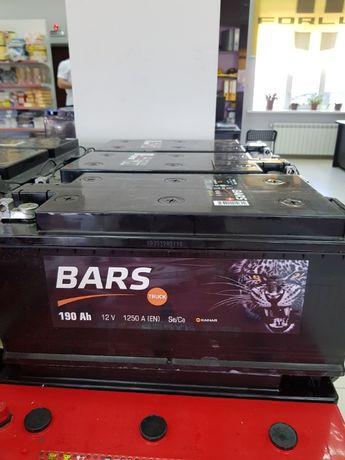 Аккумулятор Bars 190