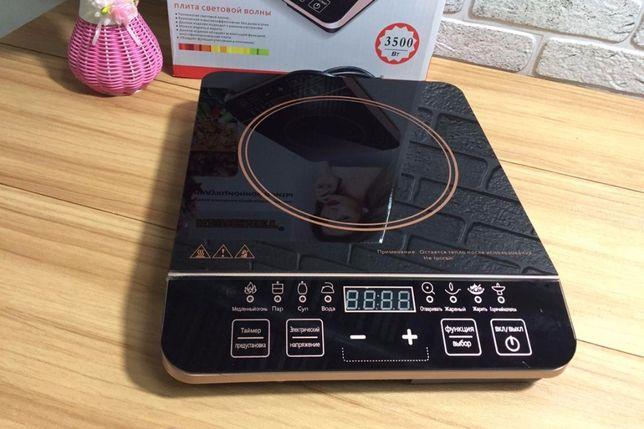 Индукционная плита Keremet 3500 вт+доставка