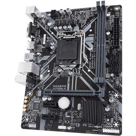 Placa de Baza Gigabyte H310M H, 1151 v2, DDR4