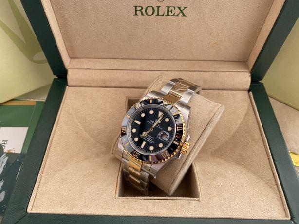 Rolex Submariner Ceramic Bicolor Black, ETA3135 SWISS