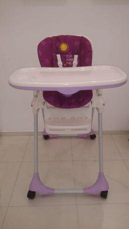 Детский стульчик для кормления Chicco