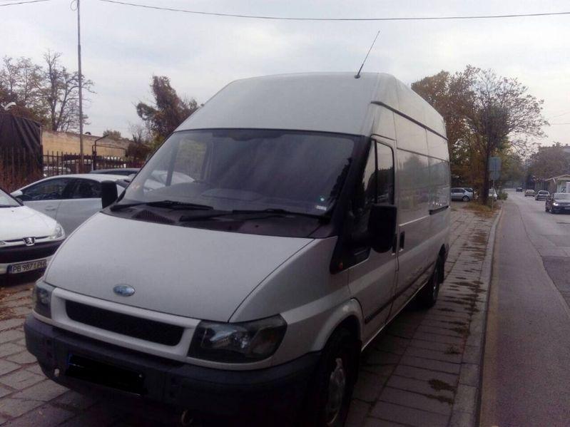 Транспортни услуги гр. Пловдив - image 1