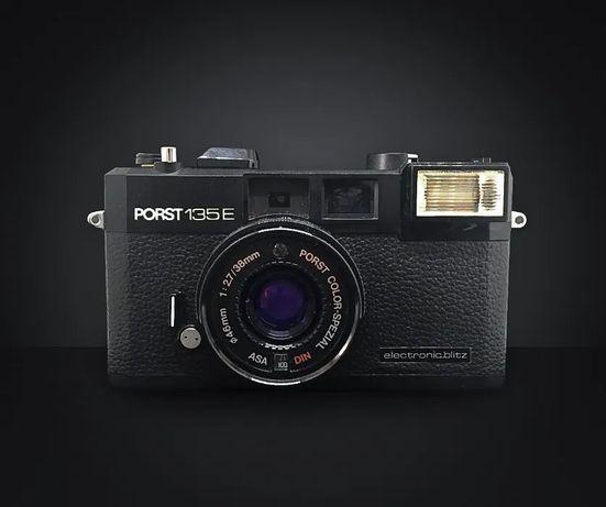 Aparat foto compact - 35mm - Porst 135E - Rangefinder