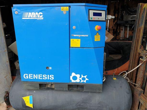 Compresor aer cu șurub si uscator variante