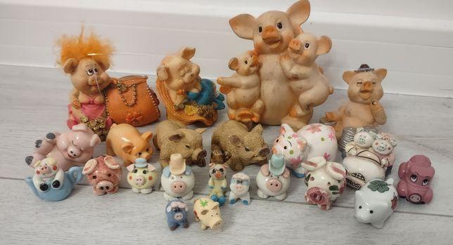 Lot 22 miniaturi porcușori