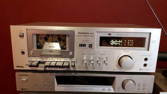Tehniks  M12 касетен дек