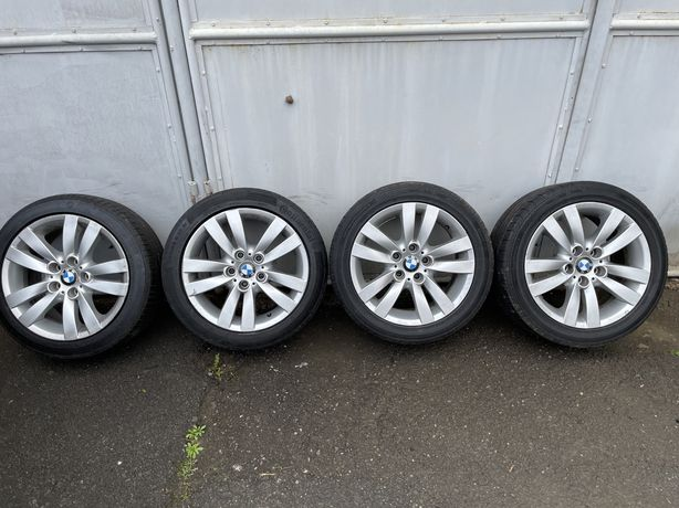 Vand jante BMW 17 inch + anvelope