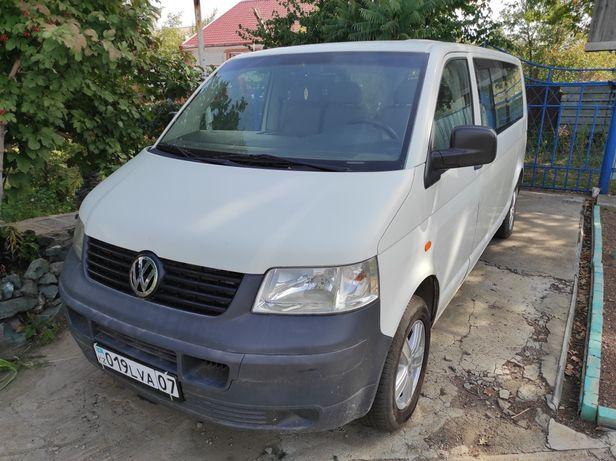 Volkswagen transporter t 5 2007
