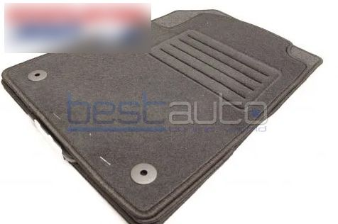 Мокетни стелки Petex за Opel Astra J / Опел Астра Ж (2009-2015) мокет