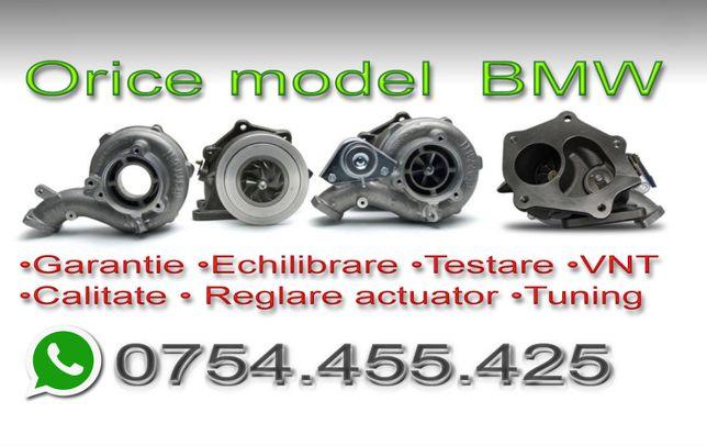 Centru Reparatii turbine BMW 320d 530d e90 f10 f30 x1 x5 x6 520d 318d