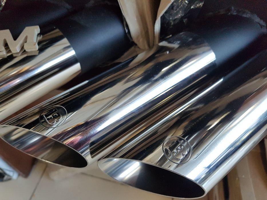 Глушитель Brabus для Mercedes Benz w124,w140 Караганда - изображение 1