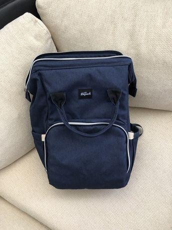 Чанта за бебешка количка раница