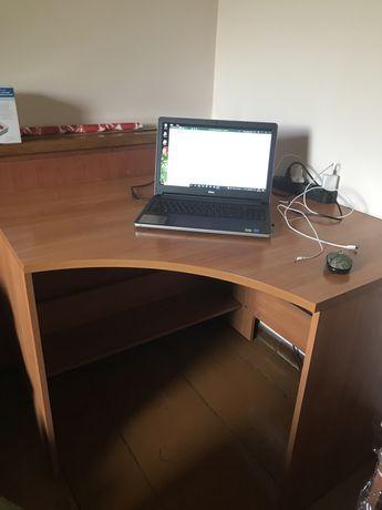 Стол угловой компьютерный с приставной тумбой