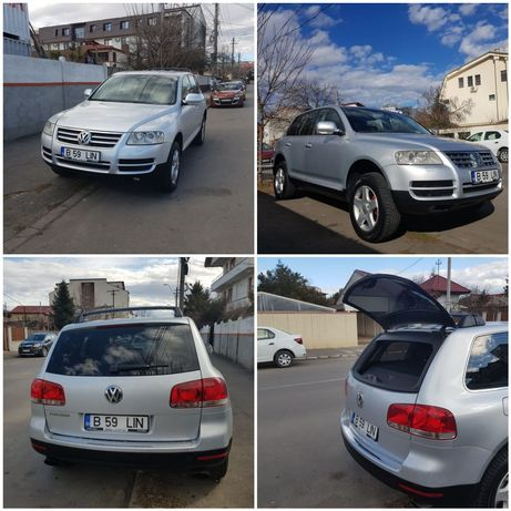 Volkswagen Touareg R5 2.5TDI, 4x4, 174CP