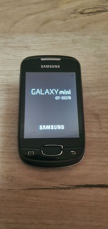 Samsung Galaxy Mini S5570 , Black