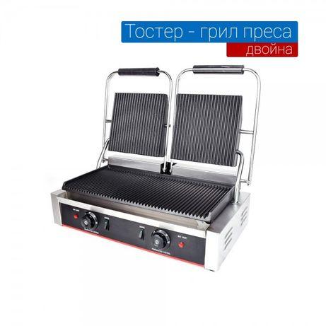 Тостер единичен или двоен професионални електрически
