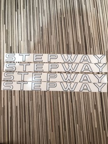 Autocolant STEPWAY