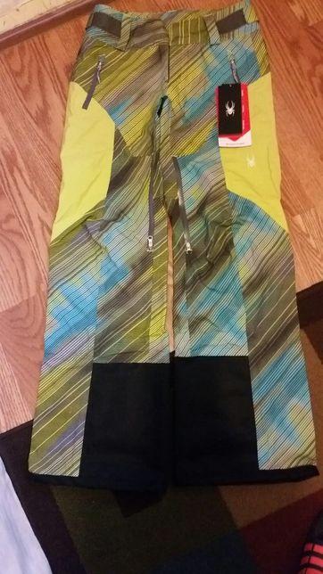 Spyder pantaloni ski fete marime S