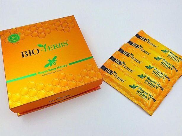 Bio herbs miere potenta masculina de calitate