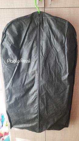 Vand costum culoarea neagră marca Paulo Rossi