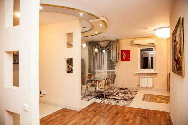 Мега центр! Сдам 3-комнатную отличную квартиру в ЖК МЕГАТАУЭРС
