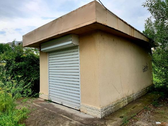 Сграда за битови услуги
