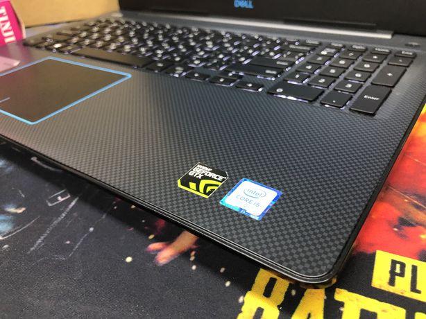 Ноутбук Игровой Dell G3 15 Core i5-8300H! 8GB! HDD 1TB! GTX 1050Ti
