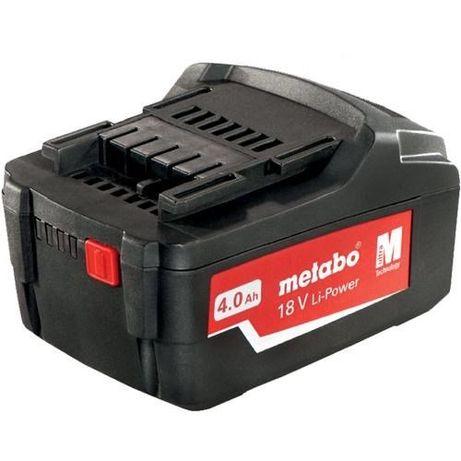 Батерии на METABO 18V/4.0Ah, чисто нови