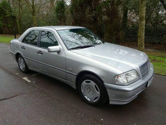 Mercedes C220 CDI/Мерцедес Ц-клас (W202) На части !