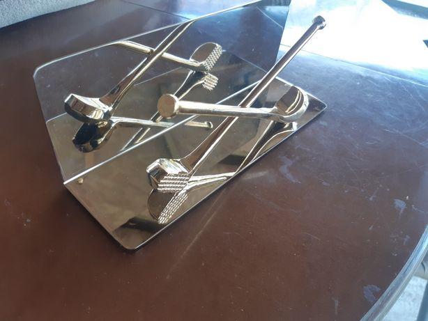 Obiect decorativ de birou crosa golf
