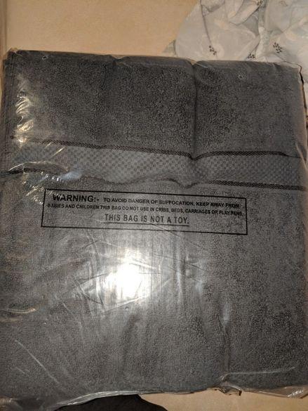 Кърпи за баня 4 броя Utopia Towels Bath Towels (Pack of 4, 69 x 137 cm