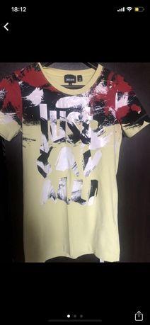 Оригинална тениска Dsquared2 Cavalli Guess