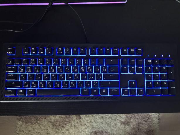 Игровая клавиатура: SteelSeries Apex 100