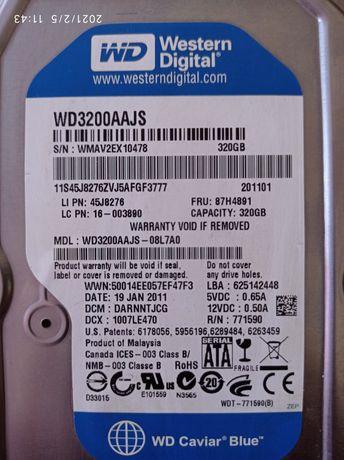 HDD Western Digital 320GB