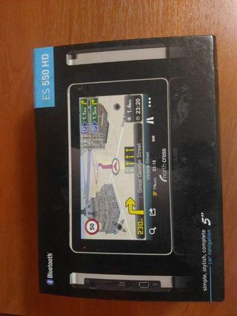 Sistem de navigatie North Cross ES550 HD+ harti Europa