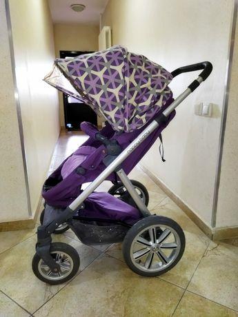 Коляска 0-3 года Happy Baby ЧИСТАЯ доставка